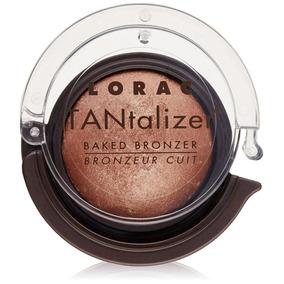 2x Lorac Pó Bronzeador Tantalizer Baked Bronzer - Mini