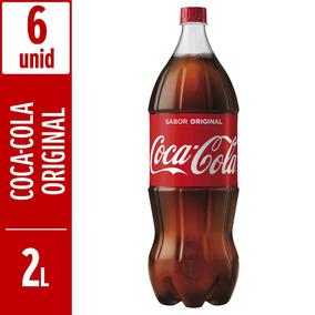 Coca-cola Original 2 Litros - 6 Unidades