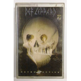 Cassette Casete Rock Def Leppard Original