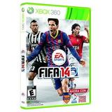 Fifa 14 - Xbox 360 Latam
