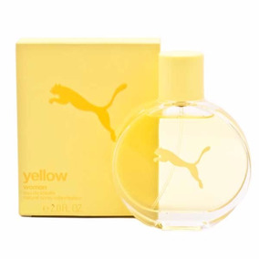 Perfume Puma Yellow Woman 60 Ml Edt Original