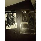 Ahorrador Cargador De Carro Blackberry Pin Grueso
