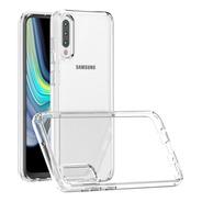Capa Hybrid Anti-impacto P/ Samsung Galaxy A70 Transparente