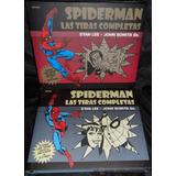 Spiderman Coleccion Inedita Tiras Comicas De Prensa Mundial