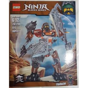 Ninja Block Series - Tipo Lego Ninjago - Oferta - F032
