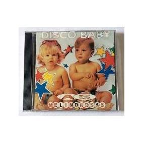 Cd-as Melindrosas-disco Baby-em Otimo Estado