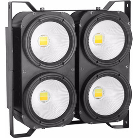 Minibrut 4 Led Blinder E-lighting X4100 Cob 100watts Dmx