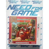 Donkey Kong Country Returns - 3ds Delivery Nfg
