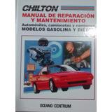 Manual De Reparación De Automoviles