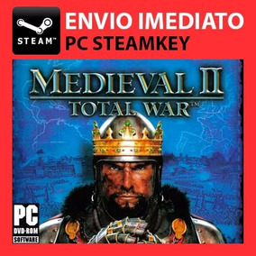 Medieval Ii 2 Total War - Steam Key Pc Original