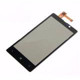 Tela Vidro Lente Touch Screen Celular Nokia Lumia 820 N820