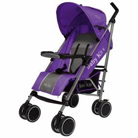 Baby Kits - Coche Bastón Para Bebés Clap Morado