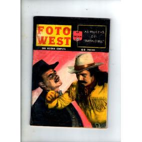 Foto West Nº19 Ediex As Proezas De Búfalo Bill