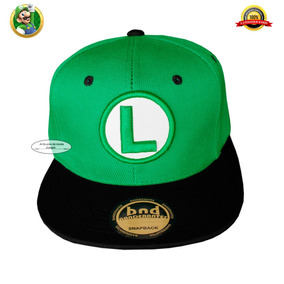 Sueter De Mario Bros - Gorras Hombre Verde en Mercado Libre México 6bcb7fc27e3