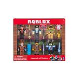 Envio Dhl Gratis Legends Of Roblox Leyendas Paquete 6 Piezas