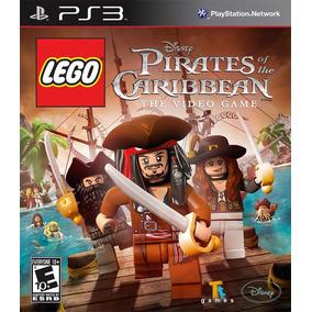 Lego Piratas Del Caribe Ps3 | Digital Español Tenelo Hoy
