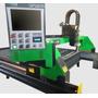Maquina Cnc Corte Plasma E Oxicorte, 3000x1200 Qp3020