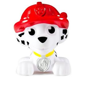 Brinquedo De Banho Patrulha Canina Marshall 1307