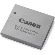 Bateria Original Canon Nb-4l P/ Câmeras Canon Powershot