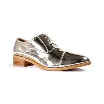 Trender Zapato Tipo Bostoniano Oro