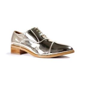 Trender Zapato Tipo Bostoniano Oro 9310433