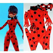 Disfraz Miraculous Lady Bug Vestidos Disfraces Confetti