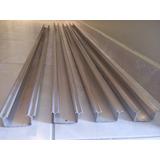 Rieles De Aluminio Varias Medidas