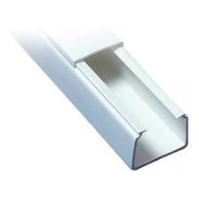 Canaleta Autoadhesiva Plástica 10 X 10 1 Unidad