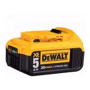 Bateria Dewalt 20v Max Dcb205 Premium Ion Litio 5ah