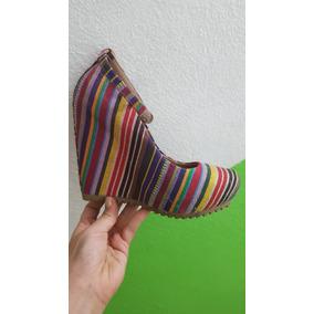 Zapatos De Plataforma Andrea #5