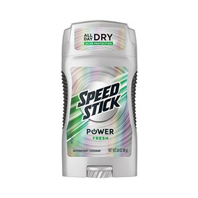 Speed ¿¿stick Potencia Antitranspirante / Desodorante, Perfu