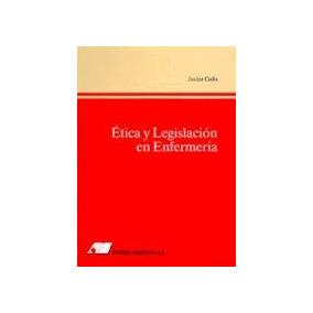 Ética Y Legislación En Enfermería(libro . Medicina Del Traba