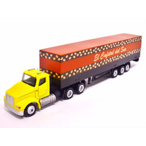 1:87 Escala International 9100 Caja Seca Tracto Camion