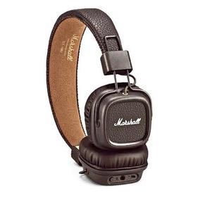 Fone Marshall Major Ii 2 Bluetooth Marrom/preto/branco