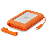 Disco De Estádo Sólido Ssd Lacie Rugged - 1tb - Usb-c - Pc/m