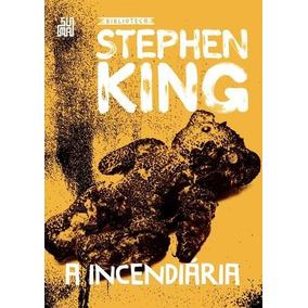 A Incendiária Coleção Biblioteca Stephen King