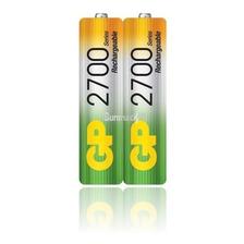Baterias Recargables Aa Gp Nimh 2700mah Pack 2