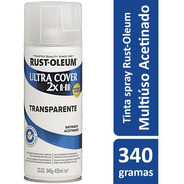Spray Verniz Transp Acet  Plástico,vidro,alumínio,madeira