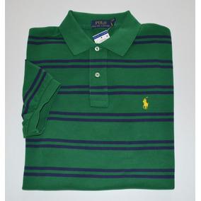 Camisa Polo Ralph Lauren Tamanho M Original Nova Classic Fit