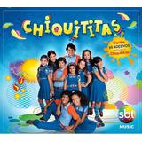 Cd Chiquititas 1 (2013) C/ 26 Adesivos Exclusivos * Lacrado