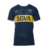 Camiseta Nike Boca Jrs 2018 Titular Stadium Originales!