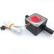 Sensor Flujo Líquidos Pintura, Leche, Aceite, Diesel Engrane