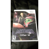 Juego Nintendo Wii Metroid Other M Nuevo