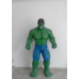 Boneco Do Hulk Gigante Todo Em Fibra De Vidro