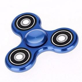 Fidget Spinner De Aluminio, Alta Calidad.caja. Envio Gratis