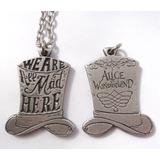 Colgante Alicia En Pais De Maravillas Alice In Wonderland