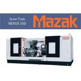 Torno Cnc Marca Mazak Nexus 550