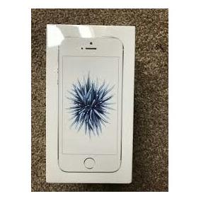 Iphone Se Silver 16gb A1723 Nuevo Sellado Tienda Fisica