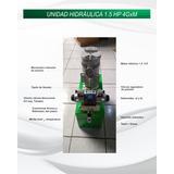 Unidad De Potencia Hidraulica De 1.5 Hp 4 Gxm