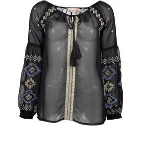 Blusa Sherlock - Blusas Dama - Parisien